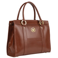 Anaya Boston Handmade Satchel Leather Handbag - anayabags