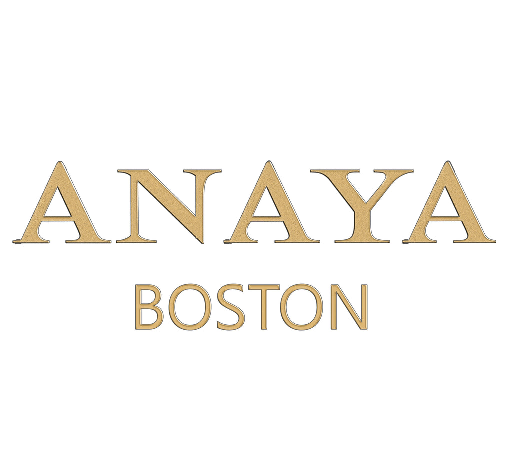 Anaya Boston Handmade Ostrich Leather Women's Shoulder Bag