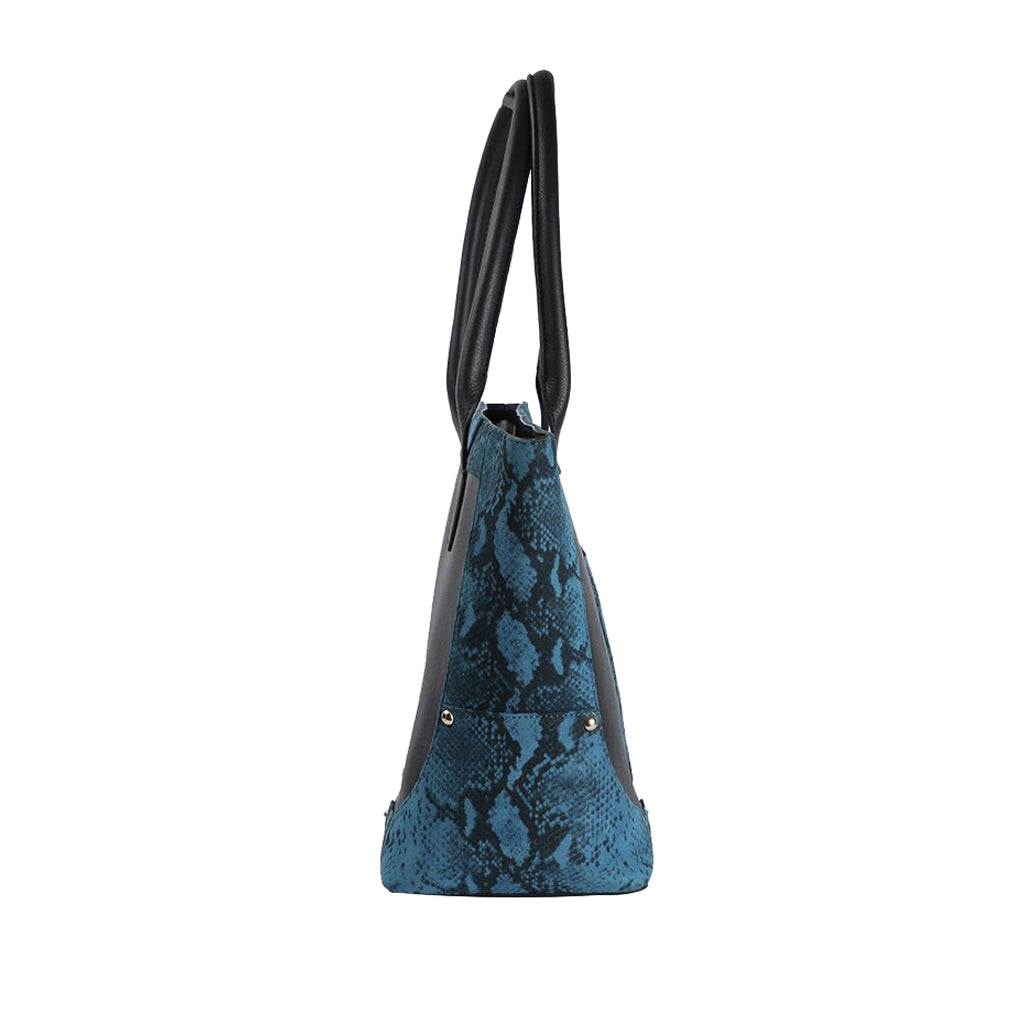 Anaya Boston Handmade Leather Ashley Tote - anayabags