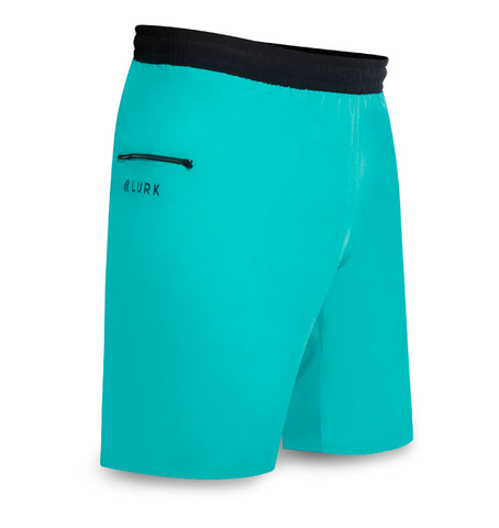 SHORT TREINO LURK V2 - LIGHT GREEN