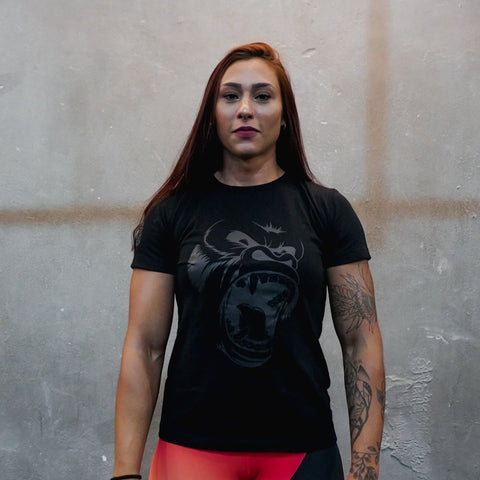CAMISA FEMININA STRONG MONKEY - KONG LIMITED EDITION