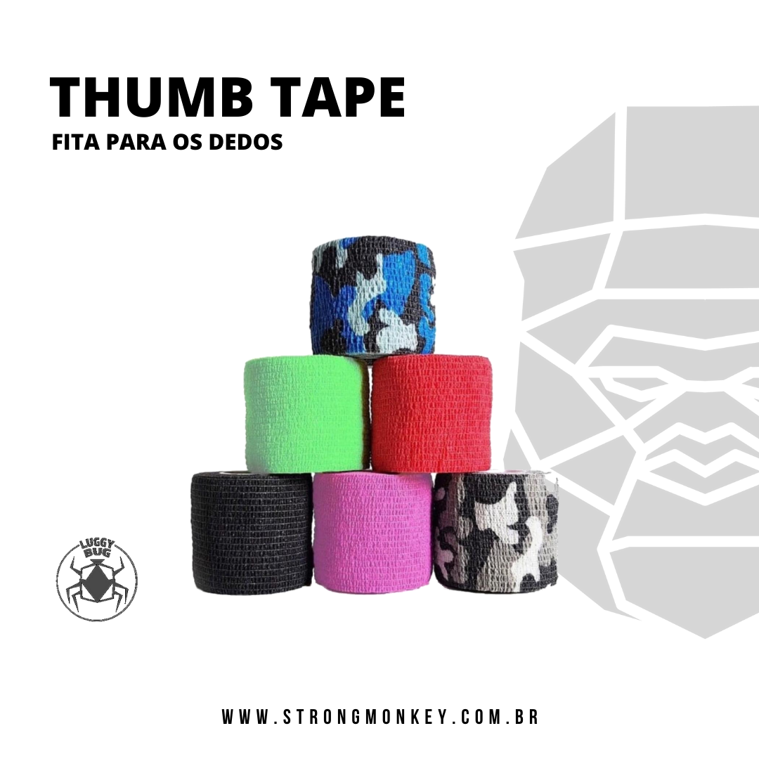 THUMB TAPE - LUGGY BUG