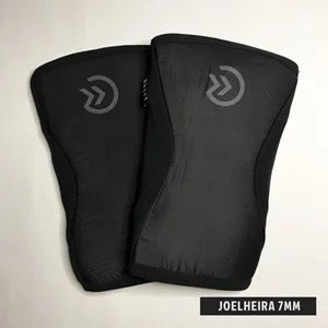 JOELHEIRA ONSET FITNESS 7 MM - ALL BLACK