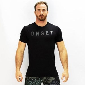 CAMISA ONSET FITNESS - STEALTH