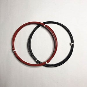 CORDA SPEED ROPE ONSET COMPETITION - CABO EXTREME RED EXTRA - BLACK/RED