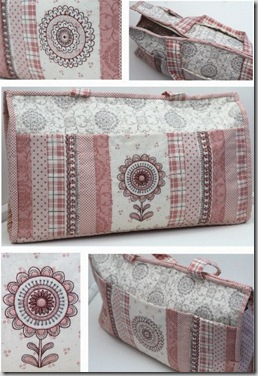 A My Sewing Room Project - Broidery Bag