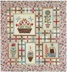 Baskets and Critters Quilt
