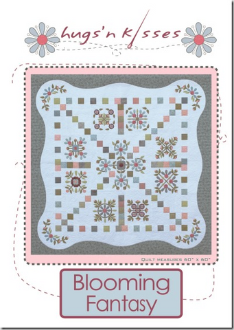 Blooming Fantasy Pattern Set