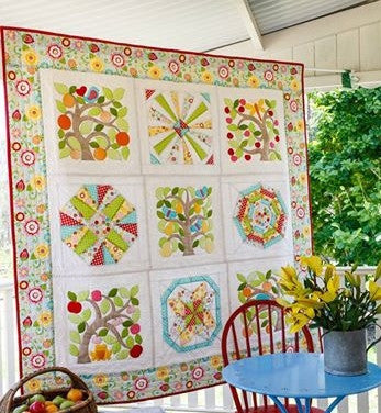 Happiness Quilt Kit