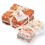 Cabbage Rose Fat Quarter Bundle by Tilda