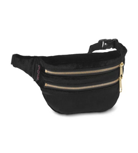 JanSport Bag Hippyland Bumbag Black Velvet