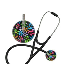 Load image into Gallery viewer, Flower Power Stethoscope
