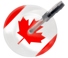 Load image into Gallery viewer, Canadian Flag Stethoscope