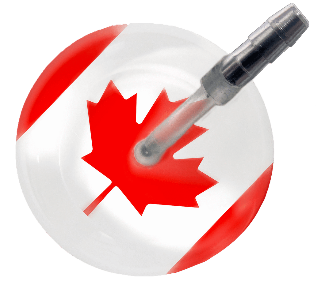 Canadian Flag Stethoscope
