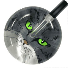Load image into Gallery viewer, Green Eyed Cat Stethoscope