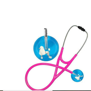 Standard Poodle Stethoscope