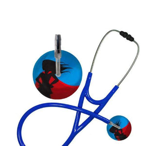 Superhero Girl Stethoscope