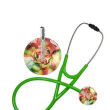 Load image into Gallery viewer, Tie Dye Stethoscope