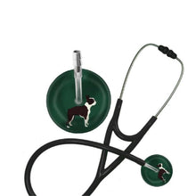 Load image into Gallery viewer, Boston Terrier Stethoscope
