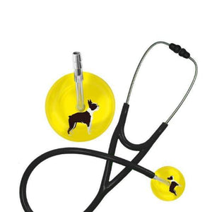 Boston Terrier Stethoscope