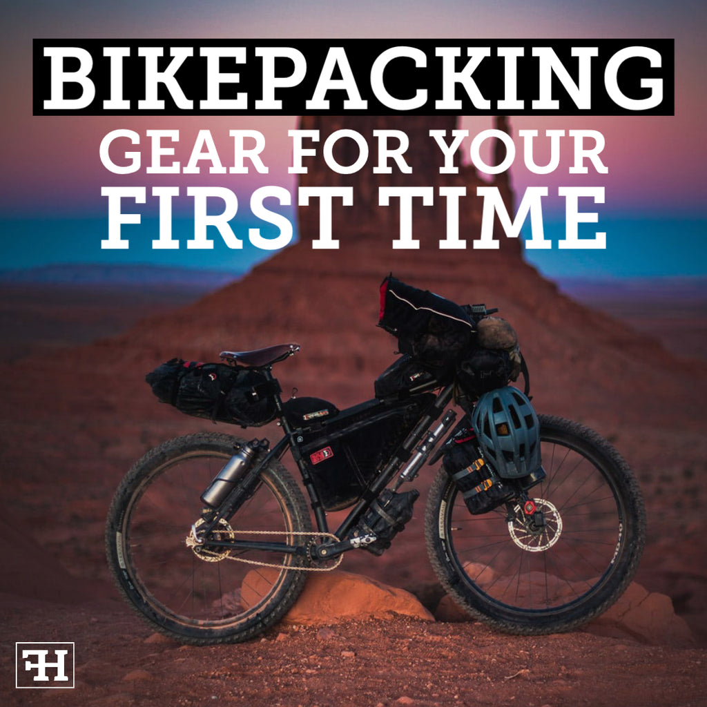 First Time Bikepacking List