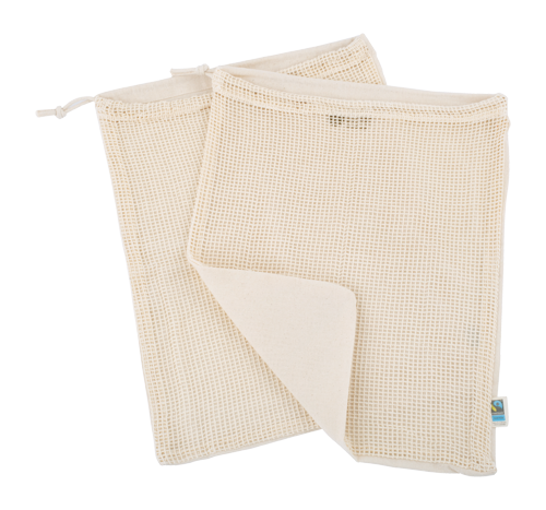 Produce Bag Organic Cotton 2 pack