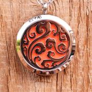 Scroll Aroma Necklace