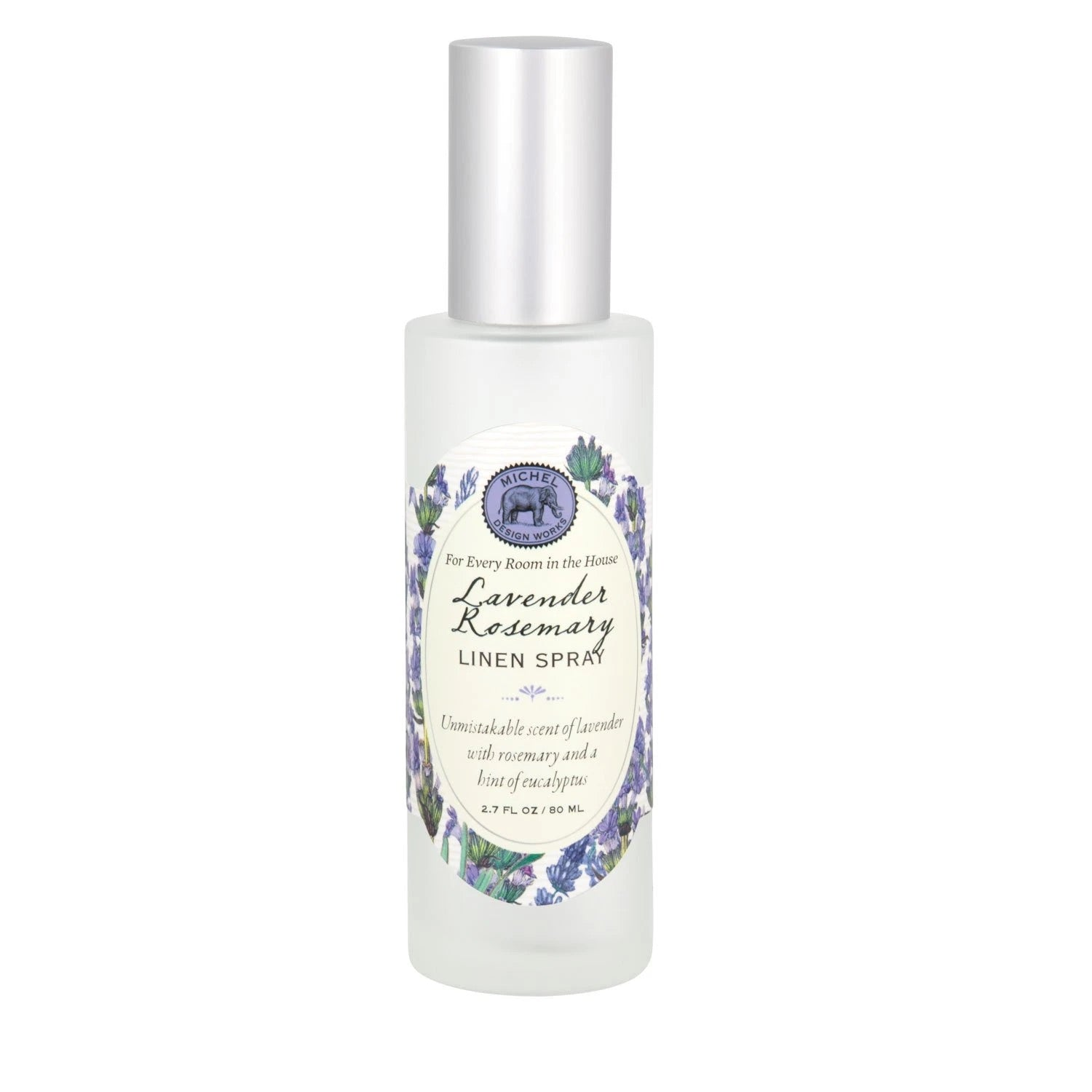 Michel Design Works Lavender Rosemary Linen Spray 80mL