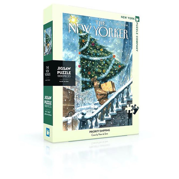 1000 Piece Priority Delivery Jigsaw Puzzle