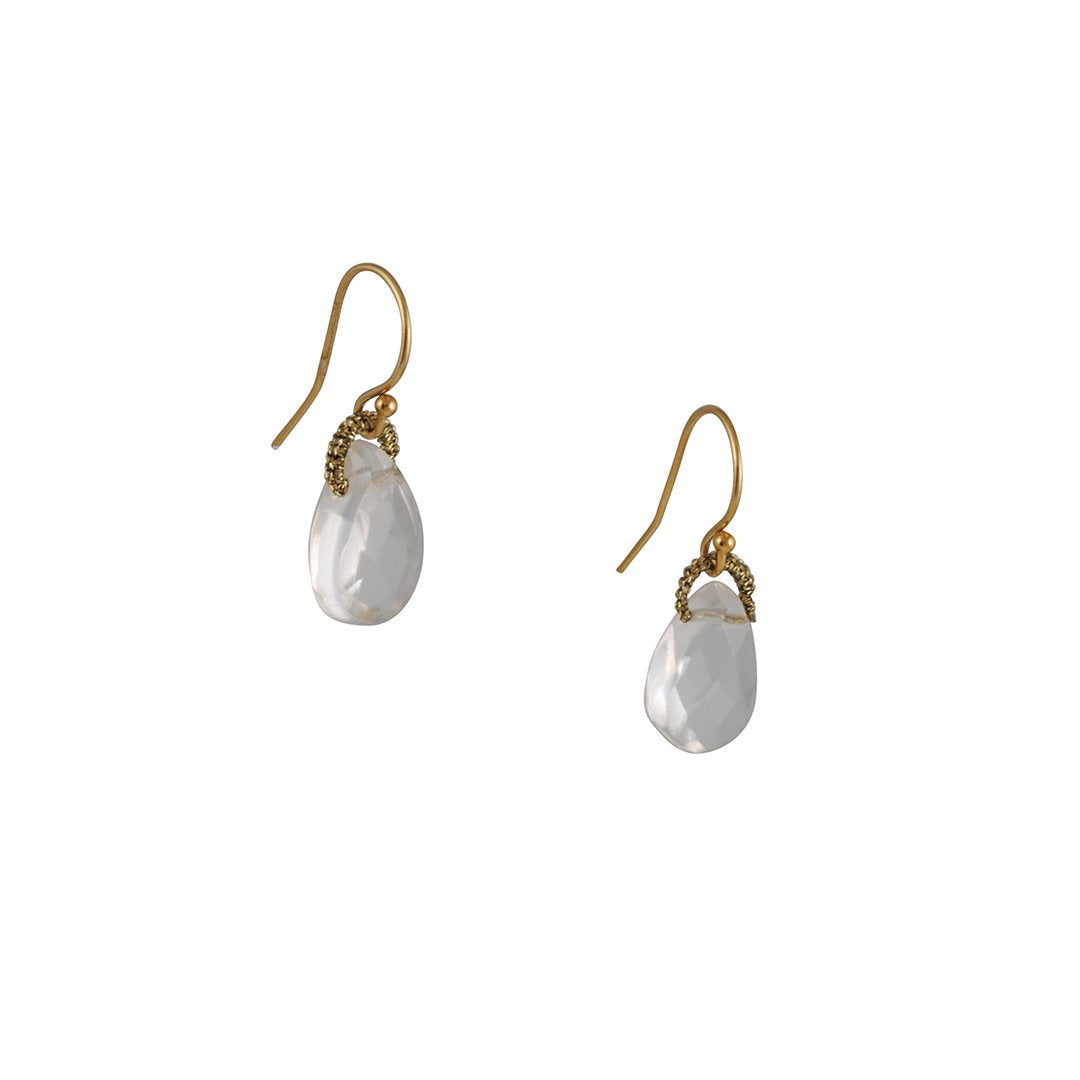 Danielle Welmond - Crystal Drop Earrings