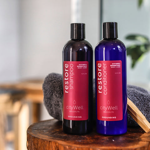 cityWell - Body Wash and Body Oil