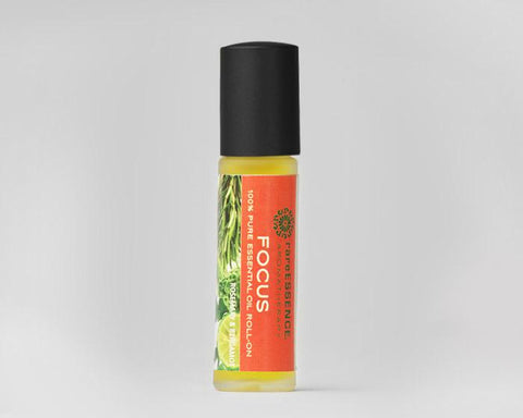 Focus – Aromatherapy Roll-On Oil