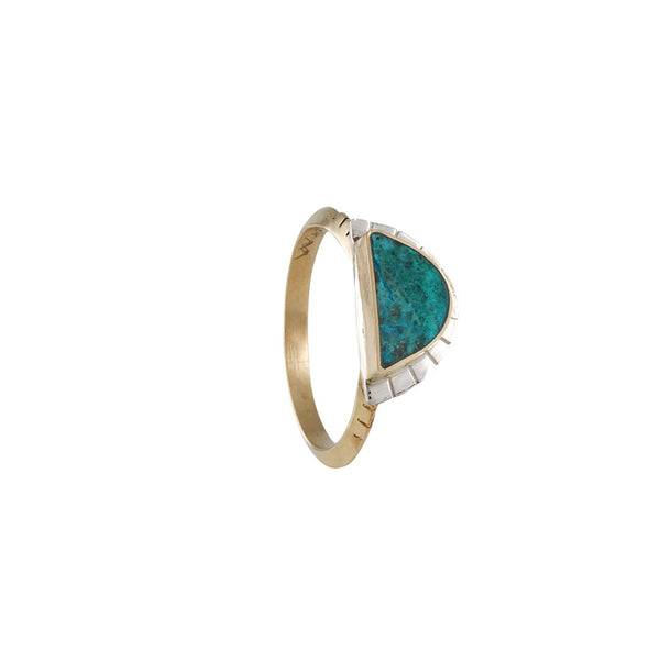 Young in the Mountains - Turquoise Bella Vita Ring