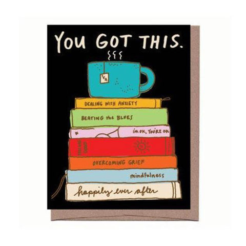 You Got This Greeting Card