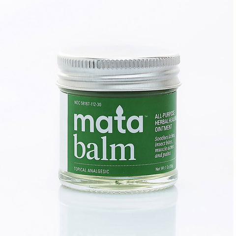 Mata Balm All-Purpose Herbal Massage and Skin Healing Ointment