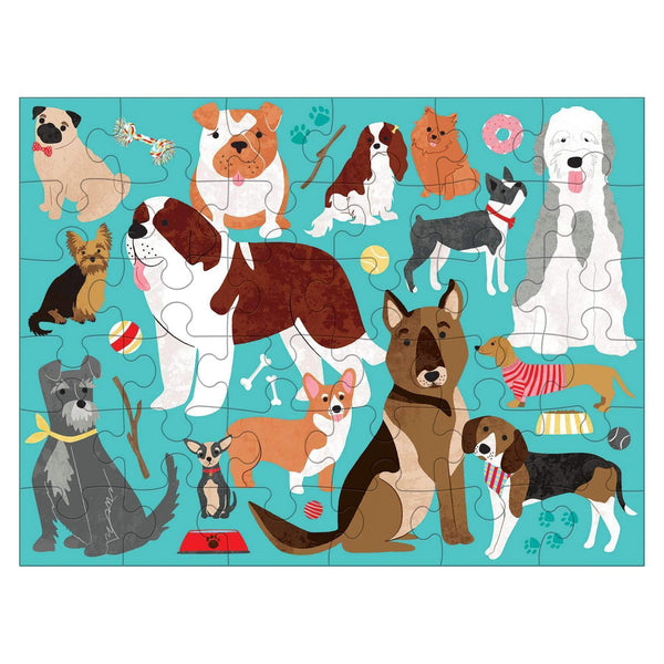 36 Piece Hot Dogs Jigsaw Puzzle To Go