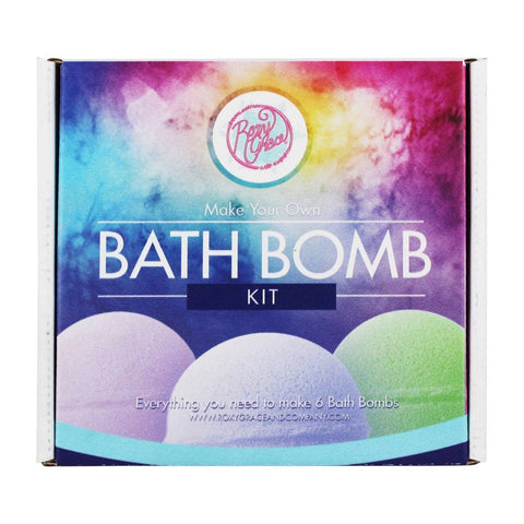 Make Your Own Scented Bath Bomb Kit
