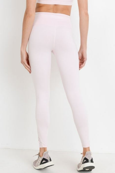 HB Hybrid Mesh Leggings