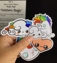 Load image into Gallery viewer, Sticker pack - Rainbow Magic