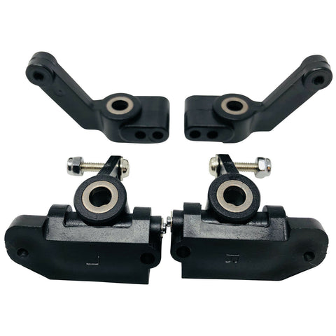 Traxxas 2wd Bandit VXL Steering Servo Saver Arms Turnbuckles Tie Rods XL5