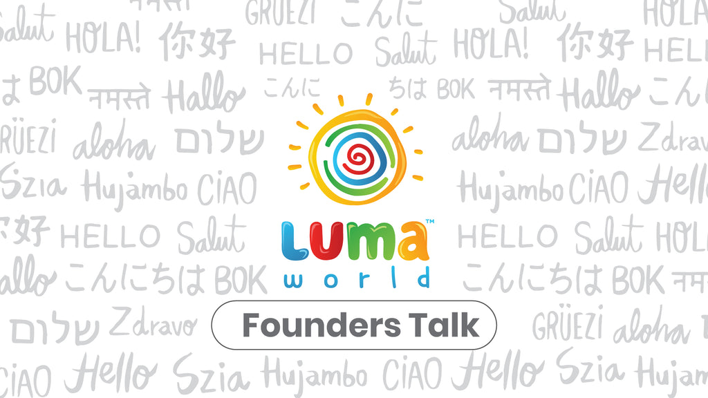 The Luma World Vlog | Founder's Talk : Origin, Motive, Values and the Future