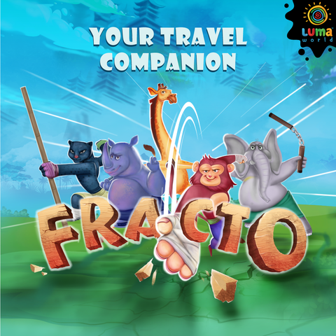 Keep your kids occupied by giving them the perfect educational travel companion!