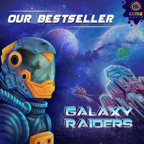 Buy our bestselling educational game and travel into outer space!
