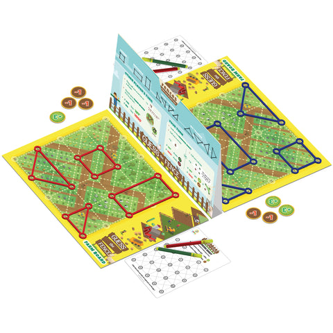 Guess the fence : Innovative and educational board game from Luma World