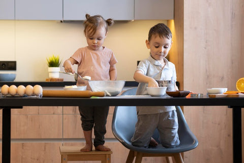 Good manners in Kids comes from home-Luma World