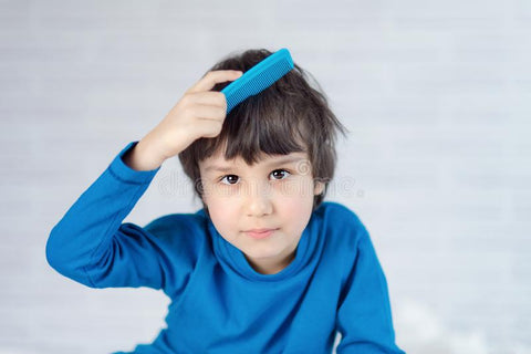Grooming comes in a very crucial manners for kids-Buy making hairs-Luma World