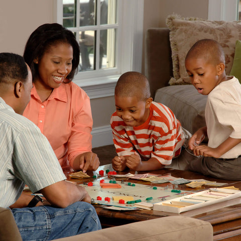 Educational Board Game Benefits for kids