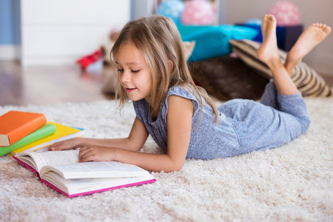 Different learning style helps kid to overcome maths fear-Girl learning-Luma World