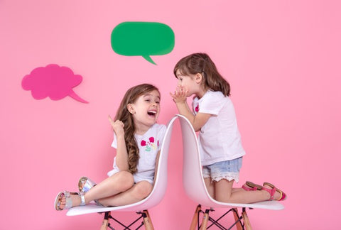 Board game helps kids to be social-Luma word