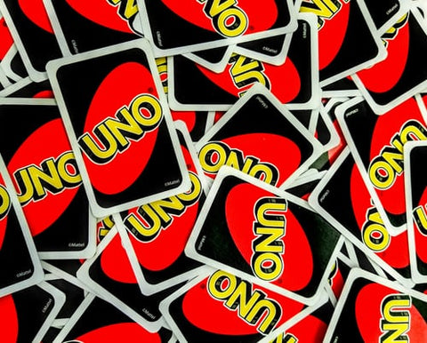 UNO card game as a Indoor game for kids-Luma World